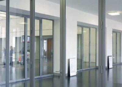 Projektbeispiel Innentüren | Flinterhoff Metallbau